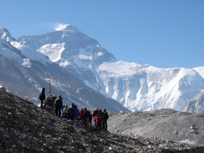 Everest-from-Noth-BC